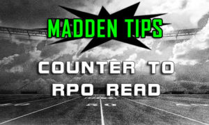Madden Tips | Madden | Madden Strategies | Madden Plays